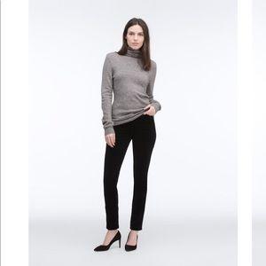AG Jeans The Stilt Black Cords 28x30 MSRP $178